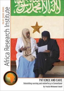 Somaliland, nursing, midwifery, post-conflict, health, Hargeisa, Fouzia Mohamed Ismail