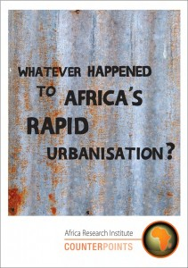 Urbanisation, Africa, urban poverty, urban planning, circular migration, economic development, cities, Deborah Potts