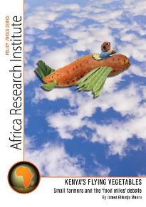 Africa, agriculture, East Africa, exports, food miles, horticulture, James Gikunju Muuru, Kenya, smallholder farmers, trade